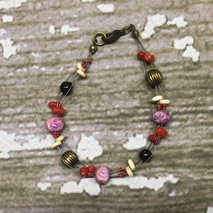 Cookie Lee Beaded Bracelet